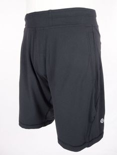 85555ddc129fbd LULULEMON Mens Shorts Size L Black Casual #Lululemon #Shorts Lululemon Men,  Lululemon Shorts
