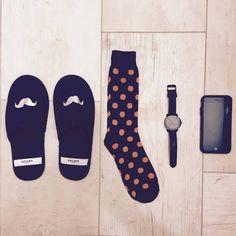 Morning Essentials   Fall Sock Fashion