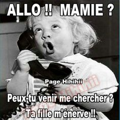 Super rigolo pour mamie Lol, Funny Memes, Jokes, Everything Funny, Happy Fun, Funny Posts, Funny Cute, I Laughed, Decir No