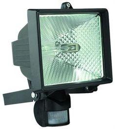 150 Watt Halogen Security Light Outdoor Garden Lighting