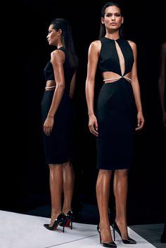 d9a14efcbf06e7 Cushnie et Ochs Pre-Fall 2014 Fashion Show Collection Runway Fashion