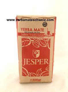 Yerba Mate Jesper - Der Anbau erfolgt ohne chemische Substanzen: es ist eine organische bio Yerba Mate, aber ohne Zertifikat. Jesper organica - traditionell hergestellte Yerba Mate con palo, hoch-aromatisch und energisch. Geschmeidiger glatter Geschmack. Yerba Mate, Drinks, Heart Burn, Certificate, Traditional, Drinking, Beverages, Drink, Beverage