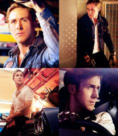 Drive! He was the HOTTEST in this movie!
