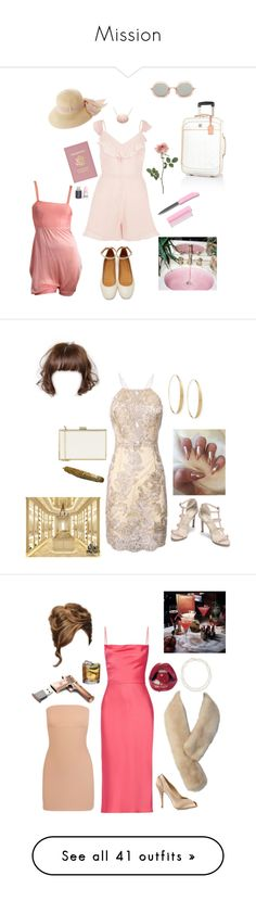 """""""Mission"""" by nickeyg ❤ liked on Polyvore featuring River Island, The Row, Isabel Marant, Oasis, Lana, Jason Wu, Charlotte Olympia, Commando, Sans Souci and Chico's"""