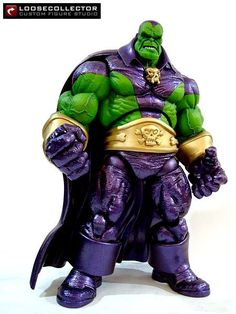 Classic Drax the Destroyer (Marvel Legends) Custom Action Figure