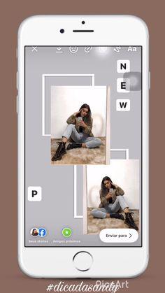 Instagram Pose, Instagram And Snapchat, Instagram Blog, Instagram Story Ideas, Creative Instagram Photo Ideas, Ideas For Instagram Photos, Insta Photo Ideas, Instagram Editing Apps, Instagram Frame Template