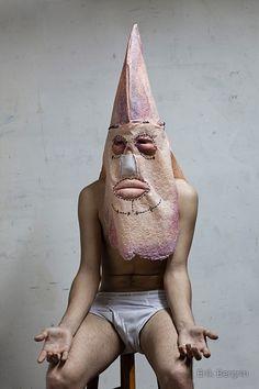 Plastic Surgery KKK hood