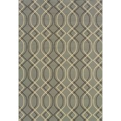 @Overstock - This beautiful area rug will help your outdoor spaces feel more like home in on trend shades of blue, grey and ivory. This durable polypropylene rug will endure the elements and continue to look great for many years.http://www.overstock.com/Home-Garden/Outdoor-Indoor-Blue-Grey-Area-Rug/7521426/product.html?CID=214117 $25.99
