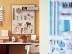 how to make your own pegboard