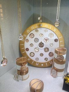 "Mark Worthington Jewellers in the UK: ""#OnTrend Nikki Lissoni Medallions "" -xx-"
