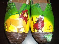 Lion King Toms