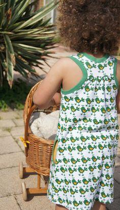 kleedje met tutorial voor zakken (gratis patroon)