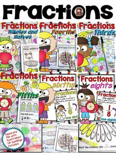 https://www.teacherspayteachers.com/Product/FRACTIONS-BUNDLE-WHOLE-NUMBERS-2869873