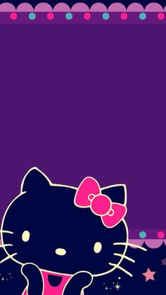 add a caption uploaded by ป่านแก้ว on We Heart It Hello Kitty Iphone Wallpaper, Hello Kitty Backgrounds, Hello Kitty Wallpaper, Cellphone Wallpaper, I Wallpaper, Cartoon Wallpaper, Wallpaper Backgrounds, Wallpaper Designs, Hello Kitty Art