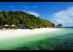 Rawa Island is a coral island off the east coast of Johor, Malaysia