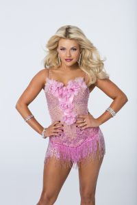 Witney Carson is partnered with Von Miller for Dancing With the Stars 22nd season starting Mar. 21, 2016