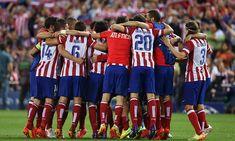 Atlético Madrid 2014