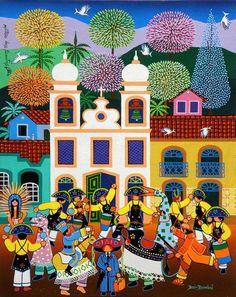 Bumba meu boi by Militão dos Santos Arte Popular, Peacock Art, Selling Art Online, Indigenous Art, Famous Artists, Art Education, Art Inspo, New Art, Folk Art
