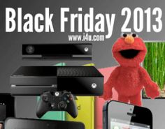 Black Friday 2013 Online Sales Released