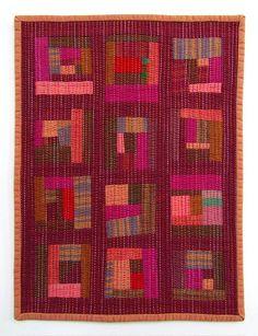 Mini Scrap Quilt | Flickr - Photo Sharing!