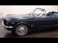 1964 Ford Mustang Convertible V8