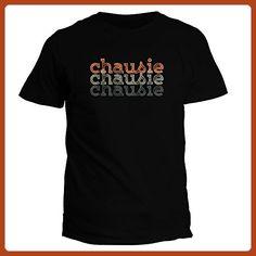 Idakoos Chausie repeat retro - Cats - T-Shirt - Retro shirts (*Partner-Link)