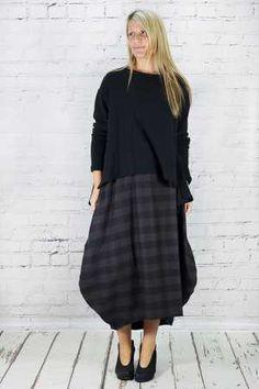 Mamab Skirt Mafalda A/W 2016 mb165145 | Walkers.Style