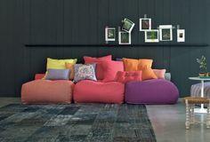 * Секционный диван Soft от фабрики Twils * Sectional sofa Soft from factory Twils