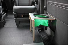 Ausbau-Optionen | Der SpaceCamper VW T5 Camping-Ausbau - Reisemobil, Wohnmobil, Campingbus und Alltagsfahrzeug in Darmstadt