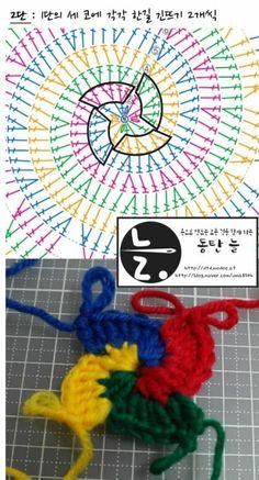 Best 12 Crochet items that sell well Spiral Crochet Pattern, Crochet Earrings Pattern, Crochet Symbols, Crochet Mandala Pattern, Crochet Flower Patterns, Crochet Diagram, Crochet Art, Crochet Blanket Patterns, Crochet Flowers