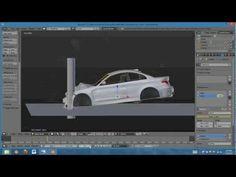 Animating a Car Crash in Blender - YouTube