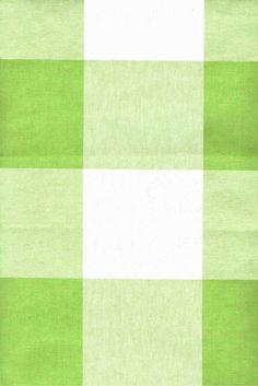 "Call Me   Kiwi   Repeat 9""   Width 54""   100% Cotton   Drapery    Upholstery   Buffalo   Green   Fabric"