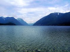 a lake in the mountains near Maple Ridge, BC. Vancouver City, Together We Can, British Columbia, Places To Travel, To Go, The Outsiders, Canada, Camping, Vacation