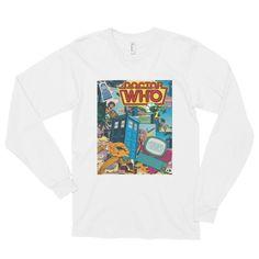 Doctor Who #1 - Long sleeve t-shirt (unisex)