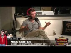The Backstreet Boy opens up to Rover about having fame & money at a young age, feuding with his family, missing his sister's funeral, the number of women he'. Brian Littrell, Nick Carter, Backstreet Boys, My Forever, Interview, Singer, Guys, My Love, Dna