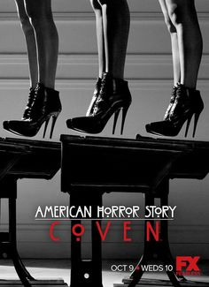 Four more terrifying posters for American Horror Story: Coven   Moviepilot: New Stories for Upcoming Movies