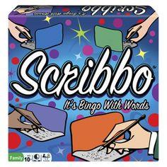 """Winning Moves """"Scribbo"""" Game @ Target"""