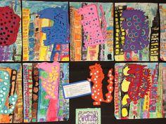 Apex Elementary Art: February 2013