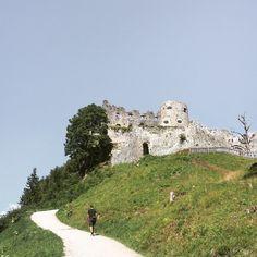 Burg ehrenberg, Reutte, Austria — by Marianne Hope. Definitely worth a visit…