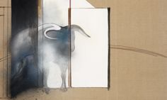 Study of a Bull, 1991, has never been publicly seen, reproduced, discussed or written about