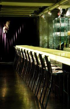 Volar Club, Shanghai designed by Philippe Starck ::2006