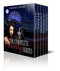 The Complete Serenity Series By Marissa Farrar - When Serenity meets an alluring stranger with a dark secret, she plunges into an addictive, immortal world where she finds intrigue and passion… A pulse-pounding vampire romance series!