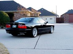 BMW 850i... Used to be my dream car!!