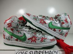 new arrivals 9ec34 2c4a5 DS Nike Dunk High Premium SB UGLY CHRISTMAS SWEATER 9