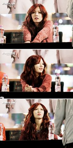 Hyuna at Ilsan Fansign Event in 2012