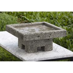 Shop Wayfair.ca for All Bird Baths to match every style and budget. Enjoy Free Shipping on most stuff, even big stuff.