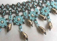 Turquoise Romance Necklace - Cathycraft.com