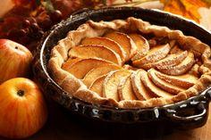 Και η νηστεία έχει το γλυκό της! Λαχταριστή μηλόπιτα νηστίσιμη με μαργαρίνη Χωριό κλασική.
