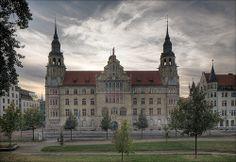 Landgericht, Halle/Saale