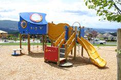 Kompan Playgrounds - Moments